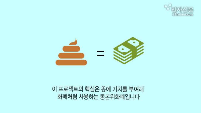 [모션그래픽]똥이 돈이 된다?