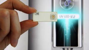 LG이노텍, 코크 살균 UV LED 모듈 양산...LG퓨리케어 정수기에 탑재
