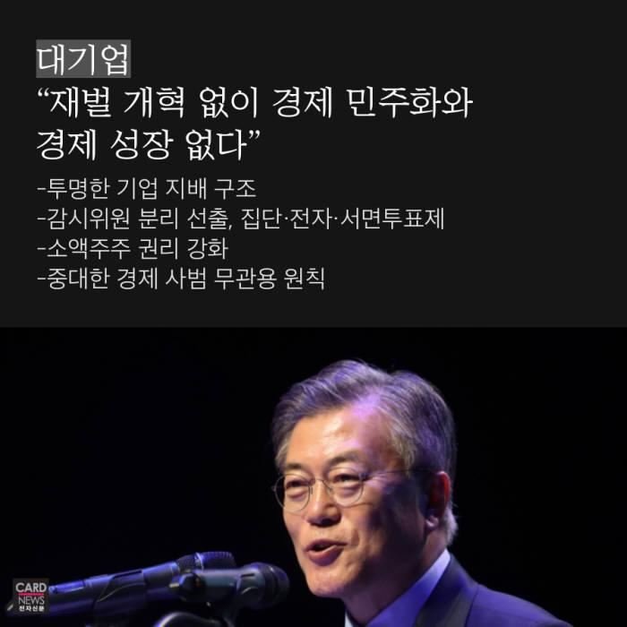 [카드뉴스]'장미전쟁' 문재인 vs 안철수, 경제정책