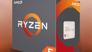 AMD 중보급형 차세대 CPU '라이젠5' 출시
