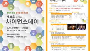 {htmlspecialchars(국립중앙과학관, 15~16일 과학체험축제 '사이언스데이' 개최)}