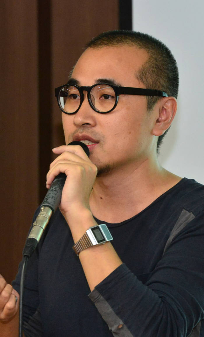 김봉진 배달의 민족 대표.