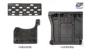 LG하우시스 '무릎보호패널·시트백프레임' 신기술(NET) 인증…車 경량화 기여