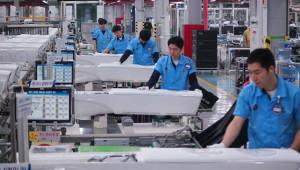 [르포]삼성 광주공장, 자동화와 장인정신 무장...'에어컨 생산량 70%↑'
