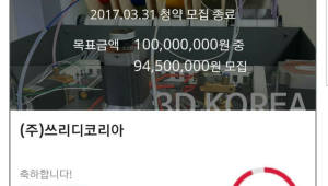 크라우드펀딩, 스타트업 초기 마케팅 역할 등 부수 효과 탁월