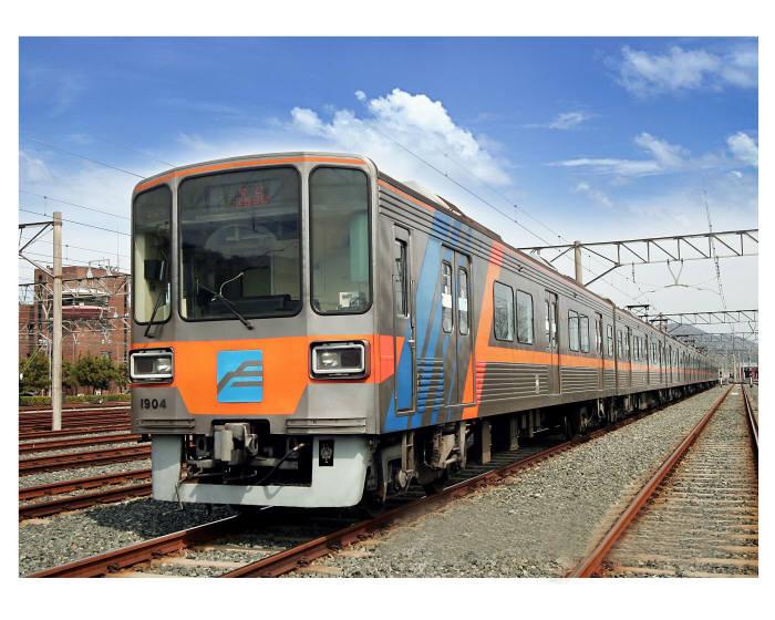 부산지하철은 1호선 다대구간(신평차량기자~다대포해수욕장) 연장 사업을 완료하고 20일 정식 운행을 시작했다. 이 사업은 41km 전 구간(40개 역사)에 LTE-R를 처음 설치하는 사업으로 주목을 받았다. 부산지하철 1호선.