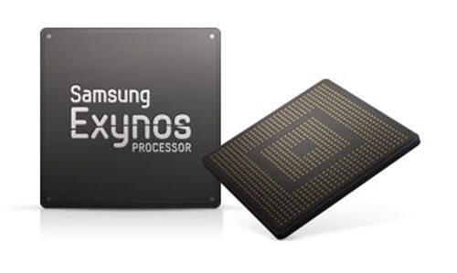 10LPE 공정으로 양산된 삼성전자 엑시노스9 AP.