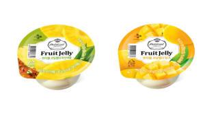 CJ제일제당, 열대과일 넣은 '쁘띠첼 과일젤리' 2종 출시