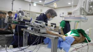 -첨복재단 의료영상 수술 시연