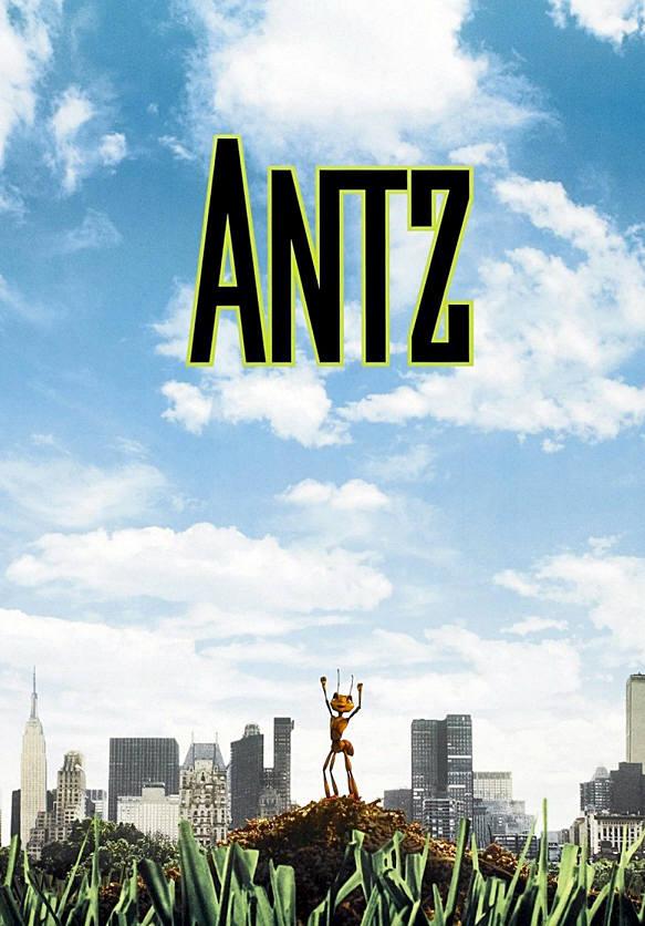 영화 '개미(Antz)' 포스터.