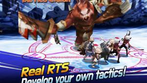 펀웨이브, 모바일 RTS 게임 '택틱스 크러시' 해외 버전 출시