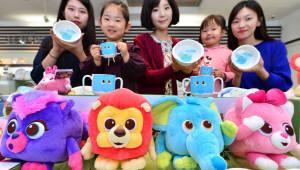 한국도자기, 어린이용 큐비쥬 키디 세트 출시