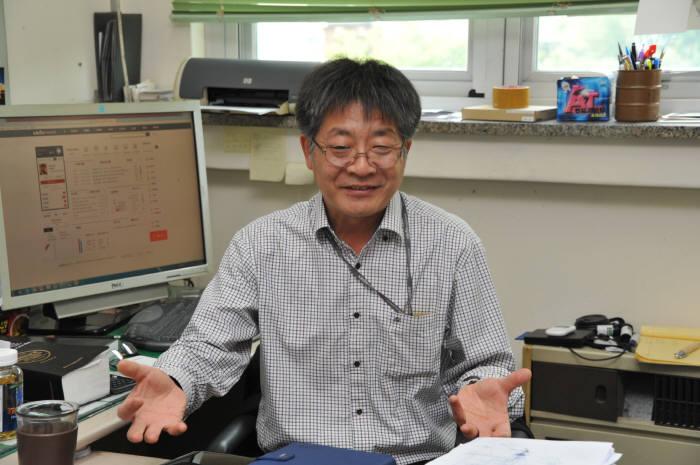 정세채 한국표준과학연구원 의료융합측정표준센터 책임연구원