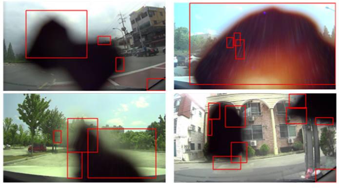 영남대학교 '자동차 기능안전 SW 연구센터(센터장 박용완, 이하 센터)'는 K-ICT 미래인재포럼 2017에서 자동차 기능안전관련 기술과 솔루션, 장비를 소개한다. 센터가 개발한 카메라 기반 객체 검출 기술.