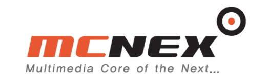 엠씨넥스, ADAS 유럽·중국 자동차 기업 공급 논의 스타트