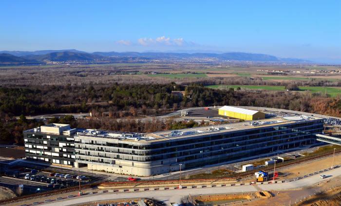 프랑스 카다라쉬에 위치한 ITER 국제기구 본부