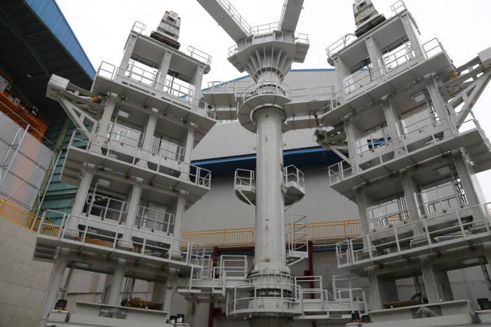 한국이 조달하는 ITER 조립장비 SSAT