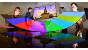 LG디스플레이, 대형 OLED 소재 교체 '쉽지 않네'
