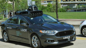 우버, 구글 자율주행차 기술 훔친 혐의로 수사받는다