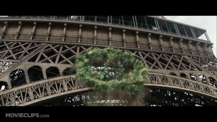 영화 '지아이조'에서는 나노로봇을 병기로 활용한 '나노마이트'가 가공할 위력을 뽐낸다. (출처: Paramount Pictures)