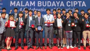 말레이시아 국제 발명전서 15점 수상..금상 7점