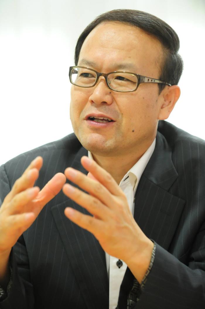 노규성 한국디지털정책학회 회장.