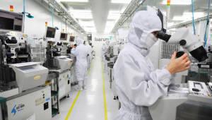 바른전자 올해 1분기 매출액 620억원 기록…전년대비 16.7% 상승