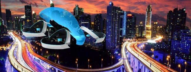 토요타 투자 하늘을 나는 車, 도쿄올림픽 성화 점화한다