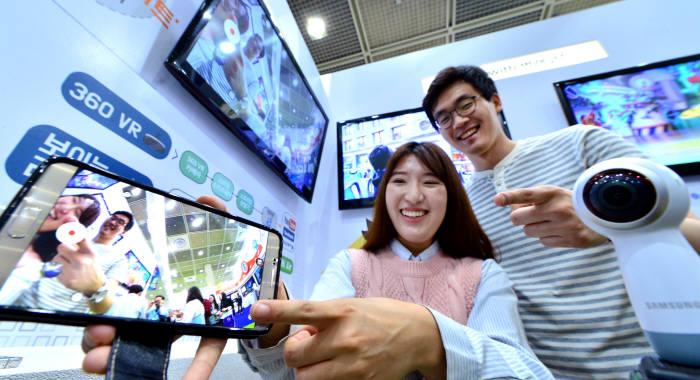 [동영상 뉴스]'KOBA 2017' 첨단 방송, 영상, 음향장비 한자리에 다 모였다.