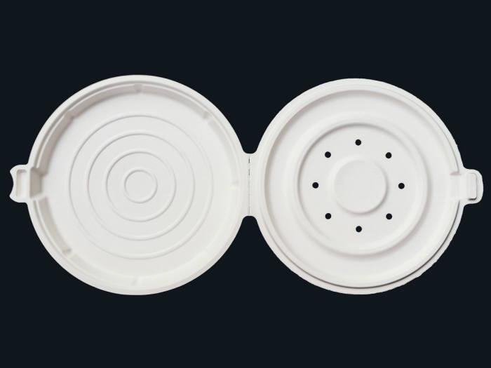 애플이 디자인한 우주선 모양의 피자 박스 (사진=텔레그래프)