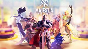 컴투스 신작 '마제스티아', 25일 글로벌 출시