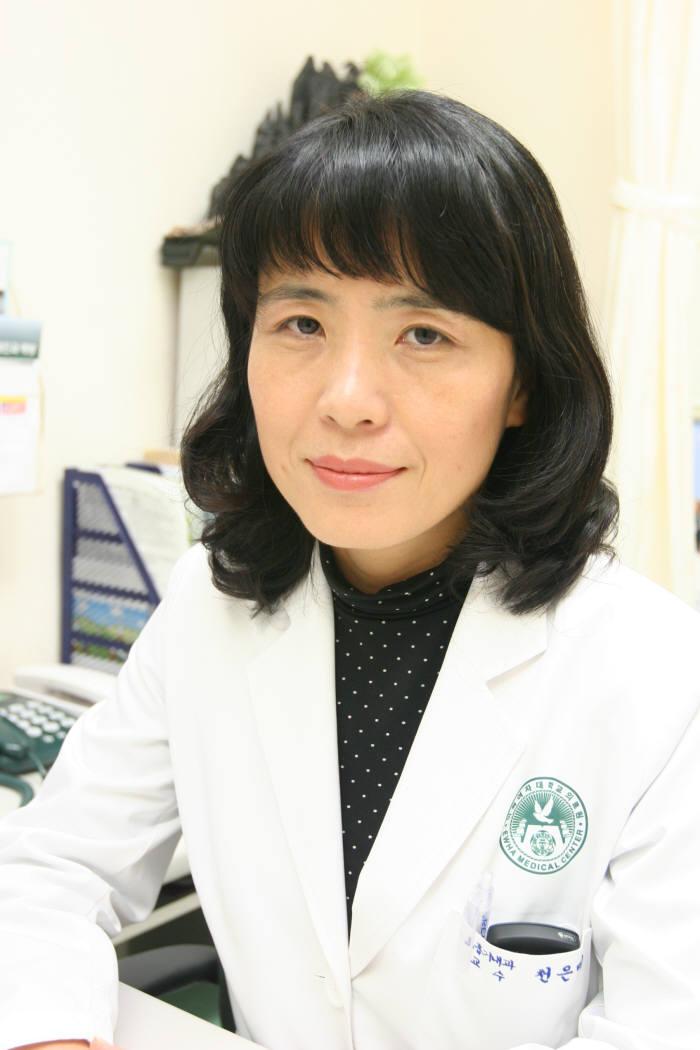 천은미 이대목동병원 호흡기내과 교수