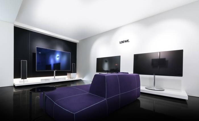 독일 프리미엄 TV 로에베, 현대백 무역센터점 입점