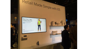[2017 SAP 사파이어나우]애플 iOS로 소매업(리테일) 간편하게 관리