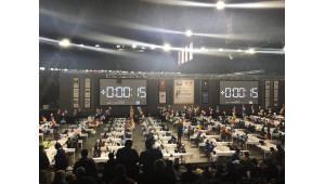 국제대학생 프로그래밍 경시대회, 한국대표팀 '金-銅' 동시 수상