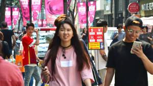 [기자의 일상]외국 관광객으로 붐비는 관광 한국 기대