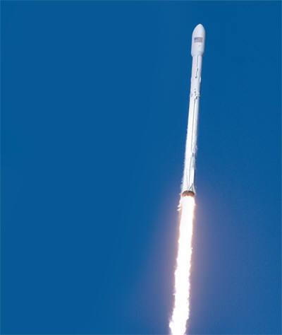 스페이스X 우주발사체 '팰컨9'