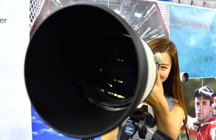 [동영상 뉴스]소니, 풀프레임 미러리스 카메라 알파9