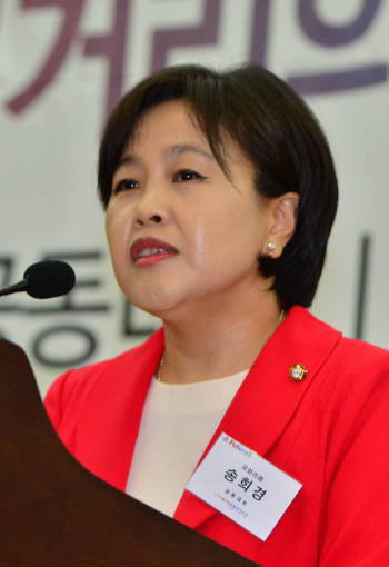 <송희경 새누리당 의원>
