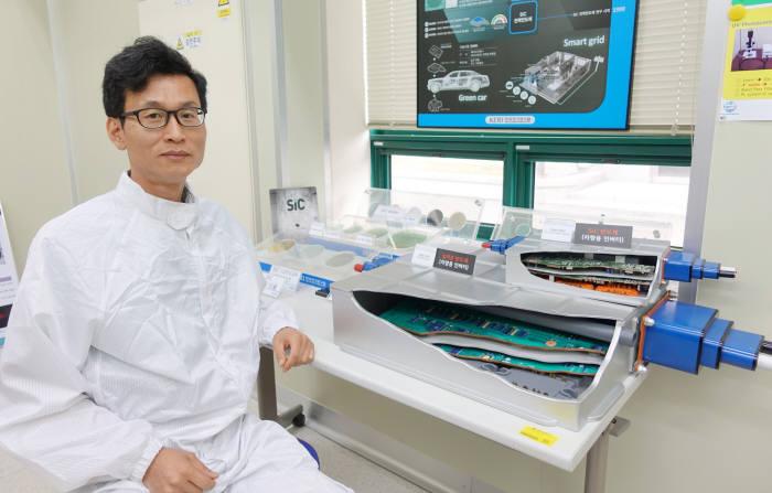 방욱 KERI 전력반도체연구센터장