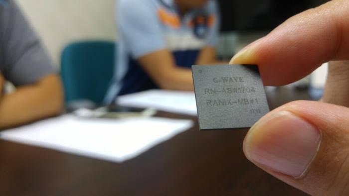 라닉스는 지웨이브 통신 칩을 개발했다고 18일 밝혔다.
