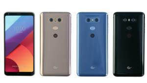 LG전자, LG G6 플러스·32GB 버전 내달 출격