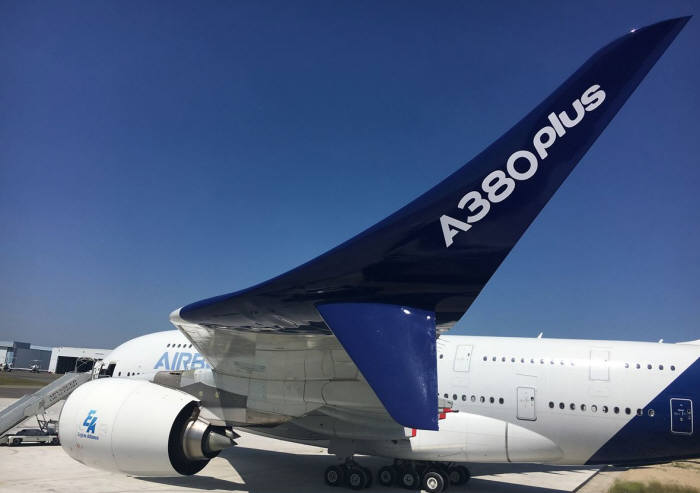 에어버스, A380 연료 절감형으로 개조…좌석수도 확대