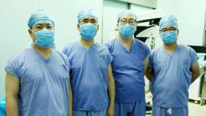 세원셀론텍, 中서 관절경 이용한 연골세포치료제 이식술 시연