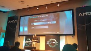 """""""인텔 꼼짝 마"""" AMD, '에픽' 공개…데이터센터 시장 공략 시동"""