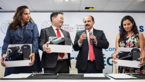 삼성전자·멕시코, 가상현실·웨어러블 개발 인력 육성 협력