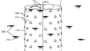 [IP노믹스] 아마존, 벌집형 '물류배송타워' 특허출원