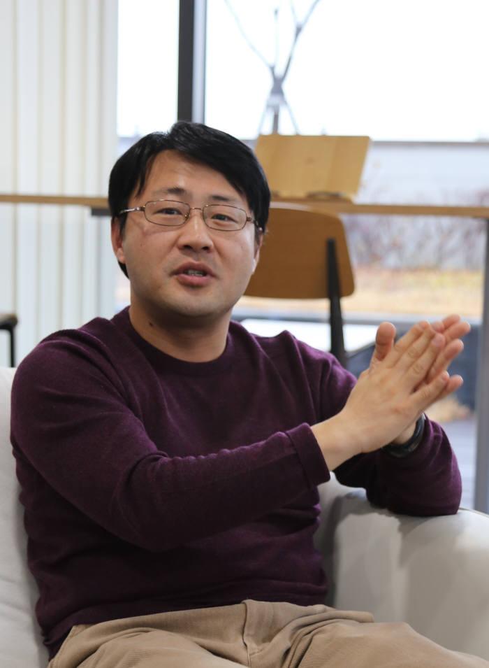 전영무 국가핵융합연구소 고성능시나리오연구팀장.