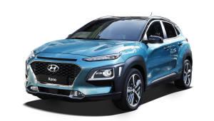 소형 SUV '코나(KONA)' 사전계약 5000대 돌파…27일 판매시작