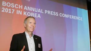 """보쉬코리아 """"한국 IT기업과 자율주행차 개발 협력 가능"""""""
